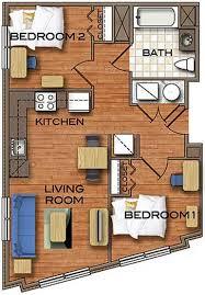 cleveland student housing student apartments u2013 euclid 116 floor