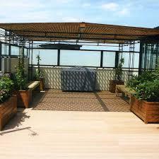 cache conteneur bois crea deco terrasses pergolas et abri de jardins