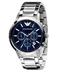 armani watches bracelet images Emporio armani watch men 39 s stainless steel bracelet ar2448 tif