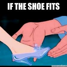 If The Shoe Fits Meme - when the shoe fits shoes gallery