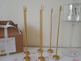 best 25 gold table number holders ideas on pinterest table