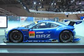 subaru supercar an in depth look at subaru u0027s racing beast the subaru brz gt300