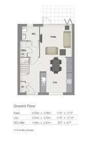 Carleton Floor Plans Plot 17