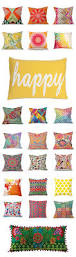 Discount Throw Pillows For Sofa by Best 25 Colorful Throw Pillows Ideas On Pinterest Colorful