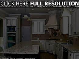 white cabinets black granite brown floors enchanting home design
