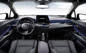 2018 toyota c hr hybrid euro spec first drive toyota u0027s new sub
