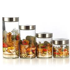 colored glass kitchen canisters types and design of glass kitchen canisters dtmba bedroom design