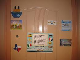 Cruise Decorations Do You Decorate Your Cabin Door Cruise Critic Message Board