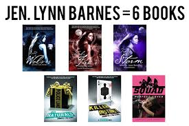 Naturals Jennifer Lynn Barnes Top Ten Tuesday Authors We U0027ve Read The Most Books From