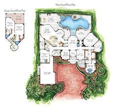 villa plans modern villa floor plans modern villa floor plans the architects