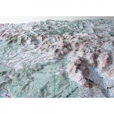 Durango Colorado Map by Durango Raised Relief Map From Onlyglobes Com