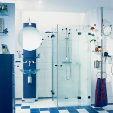 blue and white bathroom ideas modern white and blue bathroom ideas and accessories set