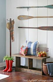Entry Way Decor Ideas 89 Best Coastal Entryways U0026 Hallways Images On Pinterest Coastal