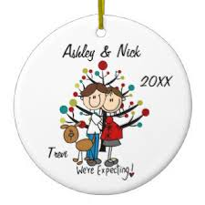 parents to be ornaments keepsake ornaments zazzle