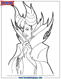 sleeping beauty maleficent coloring u0026 coloring pages