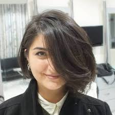 a symetric hair cut round face 30 stylish and sassy bobs for round faces