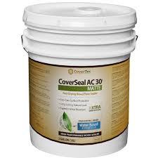 coverseal ac30 matte wood floor laminated low sheen sealer