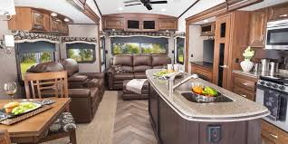 Toy Hauler Furniture For Sale by 2017 North Point Luxury Fifth Wheel Jayco Inc