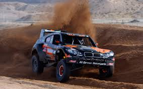 rally truck racing bmw x6 trophy truck motor trend