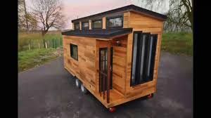 modern tiny house the