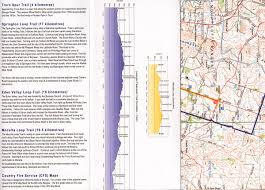 Map Book Lavender Federation Trail Map 3 Springton To Truro Walking Sa