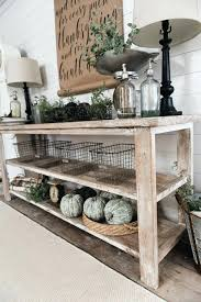 dining room buffet table with wine diy farmhouse dining room