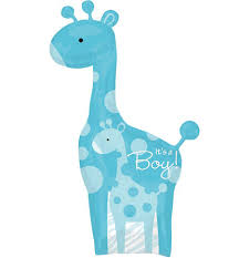 blue safari baby shower party supplies party city