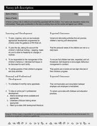 how to write nanny experience on resume nanny job description resume example template nanny job description for resume student resume template