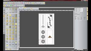 Woodworking Design Software Download by Woodworking And Cabinetry Tools In Artcam Express Youtube