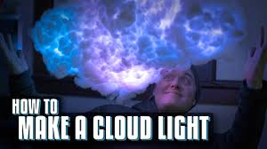how to make a cloud light how to make a cloud light youtube