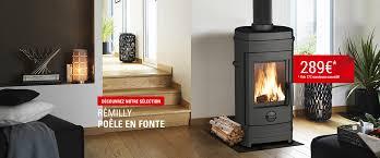 poele à bois pour cuisiner invicta fabricant français spécialiste européen du chauffage au