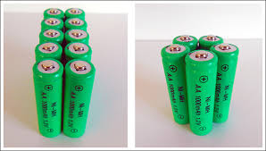 rechargeable batteries your solar link
