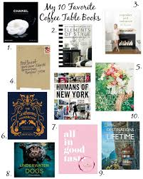 best design coffee table books