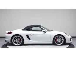 porsche boxster 2016 black 2016 porsche boxster spyder for sale in nashville tn stock