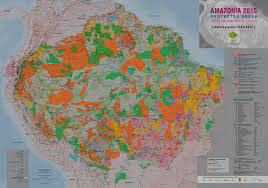 Amazon Basin Map Article Detail
