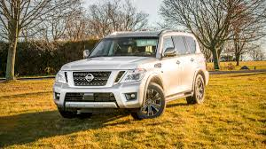 nissan armada 2017 vs patrol 2017 nissan armada review with price horsepower and photo gallery