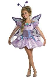Halloween Tween Party Ideas girls fairy costumes and animal costumes butterfly costumes