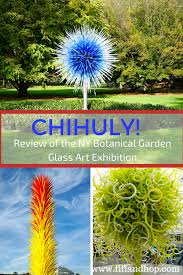 chihuly the celebrated glass art exhibition at the new york