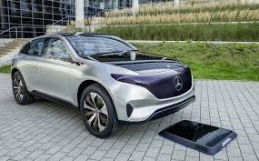 luxury mercedes audi e tron vs jaguar i pace vs mercedes eq electric luxury suvs