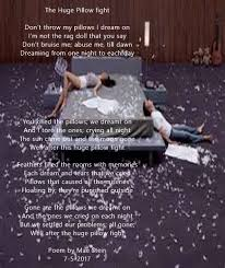 poem about thanksgiving to god the huge pillow fight all types of poetry