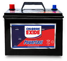 battery car powerlast motor car battery chloride exide kenya