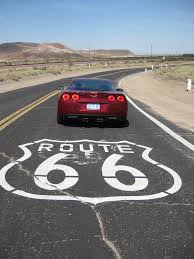 Show Route 66 Usa Map by Route 66 U2013 The Iconic Corvette Road Capitol City Corvette Club