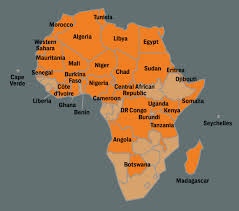 Current Map Of Middle East by U S Special Operations Numbers Surge In Africa U0027s Shadow Wars