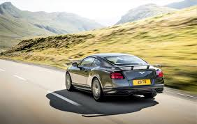 bentley dark green new bentley continental supersports achieves world u0027s fastest four