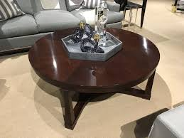 bowman cocktail table as shown on display cadieux interiors