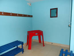 indoor pool changing room imanada shropshire accommodation with