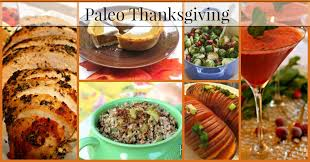 paleo thanksgiving recipe ideas
