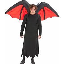 Umbrella Halloween Costume Inflatable Devil Wings Halloween Costume Walmart