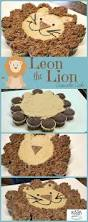 How To Decorate Cake At Home Top 25 Best Lion Cakes Ideas On Pinterest Lion Cupcakes Lion