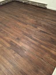 How Much To Get Hardwood Floors Refinished Red Oak Sanded Stained With Jacobean Color Stain And Refinished